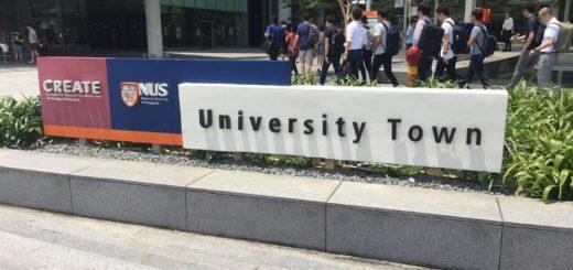 NUS University Town