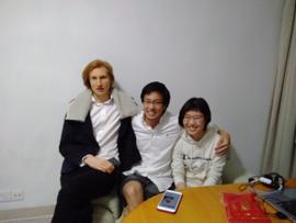 HKUST_入賞のお祝い