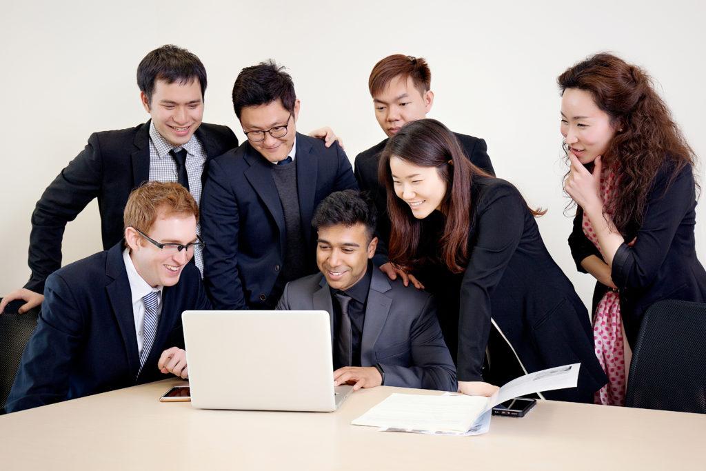 fdsm_07 Fudan International MBA Students